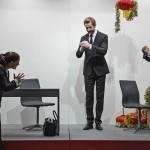 Camilla Bendix, Kasper Leisner, Thomas Chaanhing. Foto: Christian Geisnæs