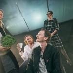 Betina Grove, Nils P. Munk, Joen Højerslev og Marianne Søndergaard   Foto: Per Morten Abrahamsen