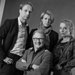 Finn Nielsen, Morten Burian, Stine Schröder Jensen, Petrine Agger<br /> Foto: Christian Geisnæs