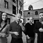 Neel R&oslash;nholt, Per Sceel-kr&uuml;ger, Steen Stig Lommer, Claudio Morales<br /> Foto: Christian Geisn&aelig;s