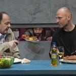 Steen Stig Lommer, Claudio Morales og Per Scheel-Kr&uuml;ger<br /> Foto: Christian Geisn&aelig;s