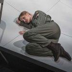 Fra forestillingen på Teatret Svalegangen. Foto: Montgomery