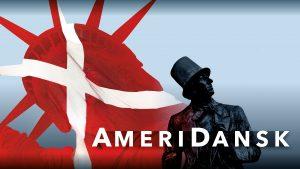 AmeriDansk - politisk pop-up satire på teater Grob.